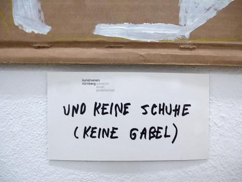 Ariane Müller, Kunstverein Nürnberg 10