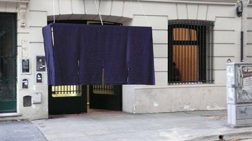 Curtain, La Fuga de Cristal, Buenos Aires