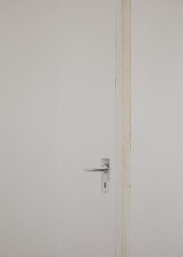 Kunstverein Göttingen 2017, Ariane Müller, Doors, Detail
