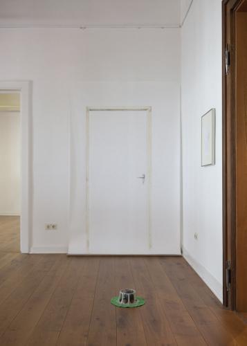 Kunstverein Göttingen 2017, Ariane Müller, Doors, Print